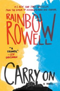 Carry On (Paperback)