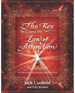 The Key to Living the Law of Attraction by Jack Canfield - Hardcover