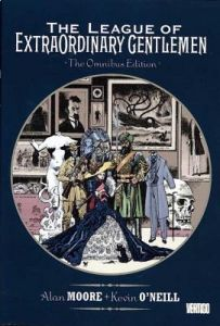 The League of Extraordinary Gentlemen Omnibus by Alan Moore, Kevin O'Neill - Paperback