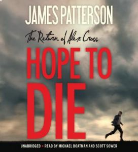 Hope to Die by James Patterson -