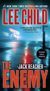 The Enemy by Lee Child - Paperback