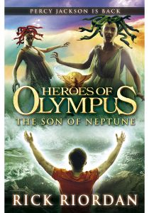 12c63bc050a1 Heroes of Olympus The Son of Neptune by Rick Riordan - Paperback