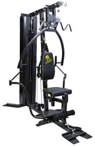 york 401 multi gym. ta sport hg1094gb home gym with 100lb stack and metal cover, black york 401 multi