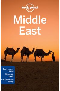 Middle East by Lonely Planet and Stuart Butler - Paperback