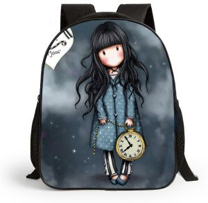 565bea27ee20 Girls Comic Backpack Kids Cute School Bag Children Cartoon Backpacks