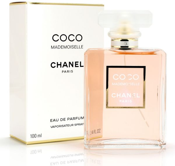 Coco Mademoiselle By Chanel For Women Eau De Parfum 100ml Souq