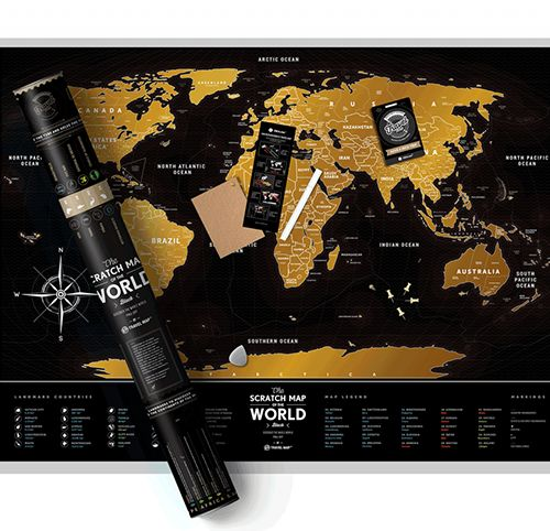Scratch map of the world black price review and buy in dubai abu this item is currently out of stock gumiabroncs Image collections