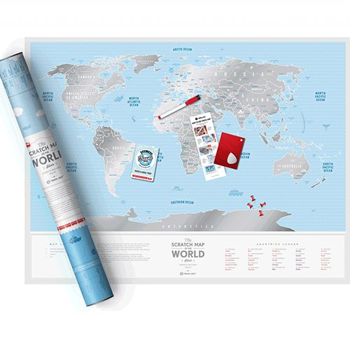 Scratch map of the world silver price review and buy in dubai this item is currently out of stock gumiabroncs Gallery