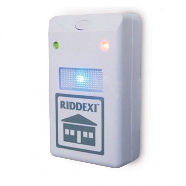 Riddexi Pest Repeller Control Aid Killer Ant mosquito Repelling Plus Electronic