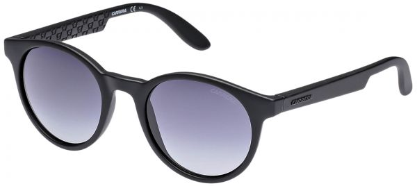 f2df26bf2a39 Carrera Round Black Unisex Sunglasses - CARRERA 5029/S DL5-49-HD- 49 ...
