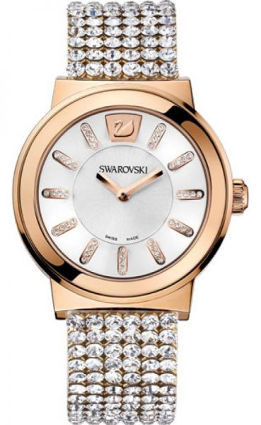 7ff331487 Swarovski Dress Watch For Women Analog Stainless Steel - 1124137 ...
