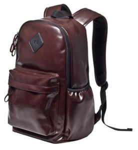 56b28548d0fc Korean version Men Leather Shoulder bag Backpack leisure travel bag TY19