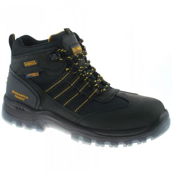Dewalt Black Safety Boot For Unisex Price Review And Buy In Dubai Abu Dhabi And Rest Of ...