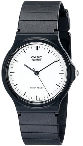 88c20652d Casio Classic Unisex White Dial Resin Band Watch - MQ-24-7E. by Casio,  Watches - 11 reviews