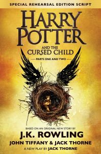 Harry Potter and the Cursed Child - Parts One & Two (Special Rehearsal Edition Script): The Official Script Book of the Original West End Production by J. K. Rowling, Jack Thorne, John Tiffany - Hardcover