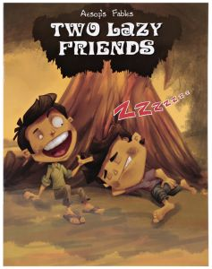 Two Lazy Friends by Young Angels - Paperback