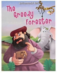The Greddy Forester by Young Angels - Paperback