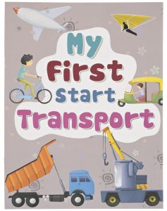 My first Start Transport by Young Angels - Paperback
