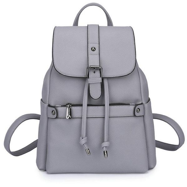 88317bf1b69 Women Girl School bags Backpack Backpacks For Teenage Girls Fashion  Shoulder Bag Rucksack Leather Travel bag SJB0801