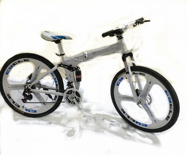 Mercedes bicycle images galleries for Mercedes benz mountain bike