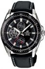Casio Edifice for Men - Analog Leather Band Watch - EF336L-1A1V (Watch)