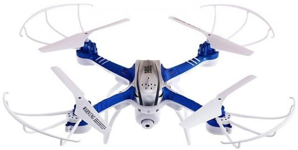 SKRC Drone With HD Camera And 24GHz 6 Axis Gyro