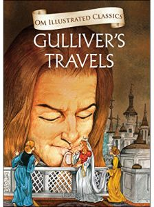 Gulliver's Travels by Jonathan Swift - Paperback