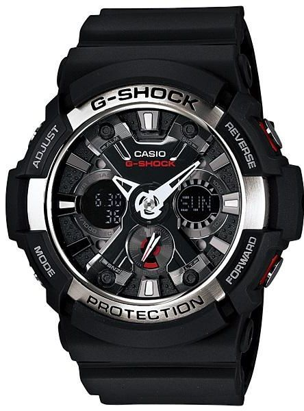 6a00517a1ad Casio G-Shock for Men - Analog - Digital Resin Band Watch - GA-200 ...