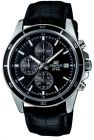 Casio Edifice for Men - Analog Leather Band Watch - EFR-526L-1AV (Watch)