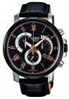 Casio for Men - Analog Leather Band Watch - BEM-506CL-1A (Watch)