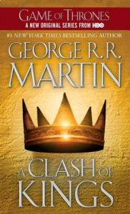 A Clash of Kings by George R. R. Martin - Paperback