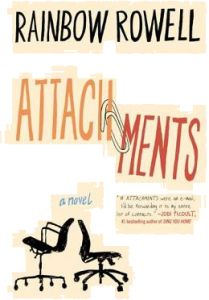 Attachments by Rainbow Rowell - Paperback