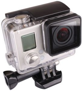Go Pro Waterproof Housing Case Cover Shell Lock buckle for Gopro Hero 3 4