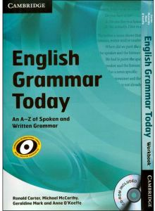 English Grammar Today Book with CD-ROM and Workbook by Ronald Carter, Michael J. McCarthy, Geraldine Mark and Anne O'Keeffe - Mixed media product