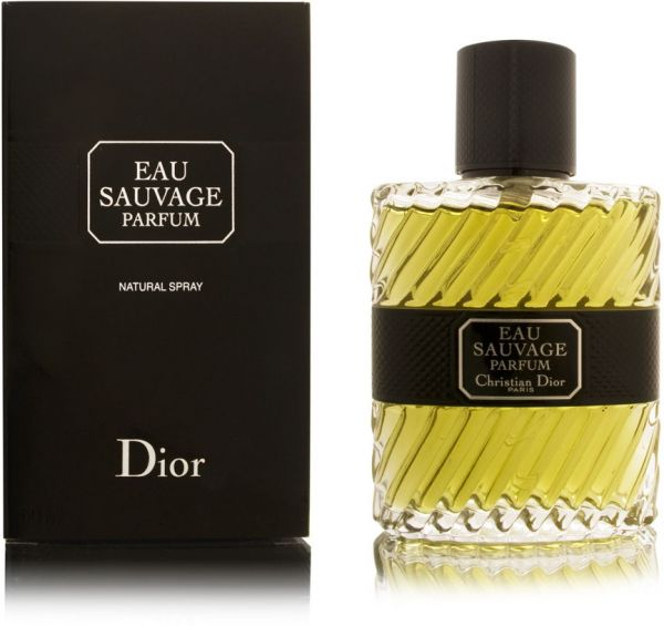 Eau Sauvage Parfum Christian By Dior For Men Eau De Parfum 100ml