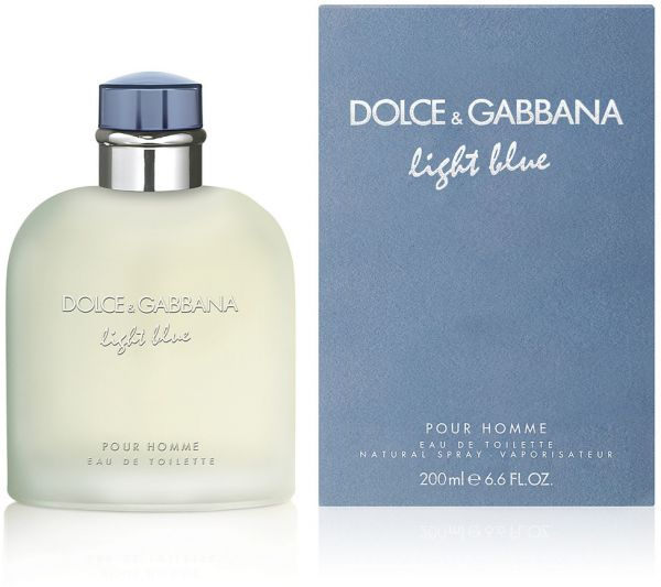 Dolce   Gabbana Light Blue For Men 200ml - Eau de Toilette   Souq - UAE 4f22b972be4b