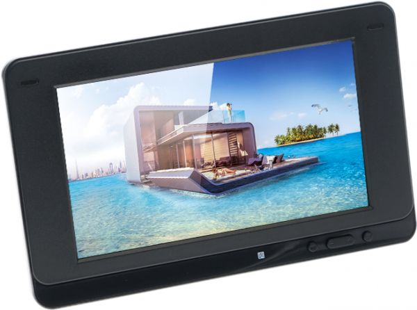 hotwin 7 inch screen2 gb digital photo frame pmp701 - Electronic Picture Frames