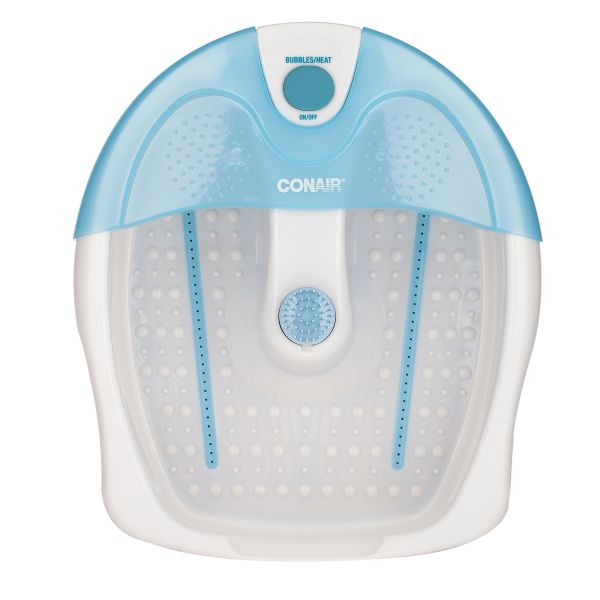 Conair Fb5xcme Foot Spa With Bubbles & Heat, price, review and buy ...