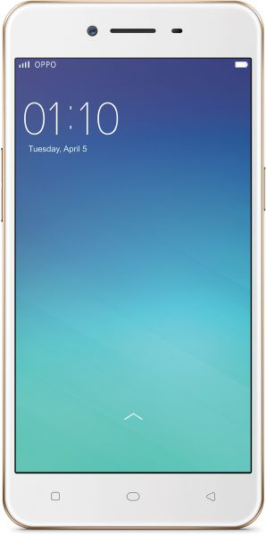 OPPO A37 Dual SIM - 16 GB, 4G LTE, Rose Gold