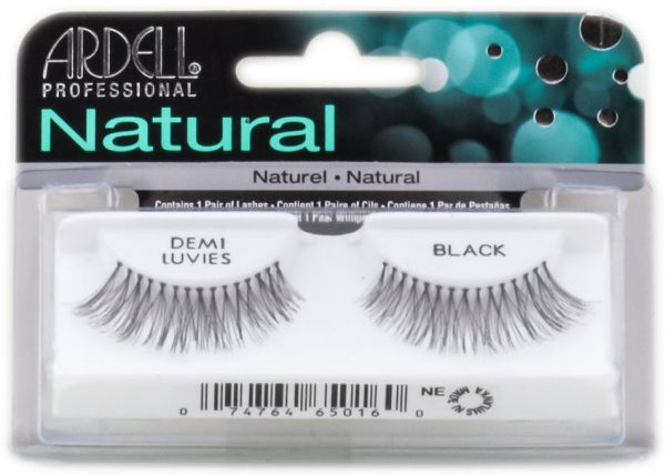 Natural 118 Black Lashes 65091 by ardell #22