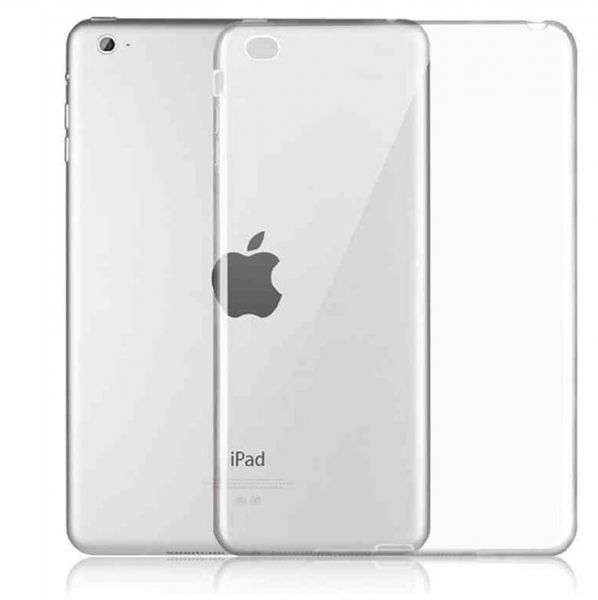 Slim Transparent Ultra Thin Tpu Protective Case Cover For Apple Ipad