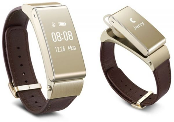 Souq Chat Watch Smart Watch With Intergrated Bluetooth