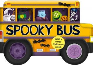Spooky Bus by Roger Priddy - Board Book