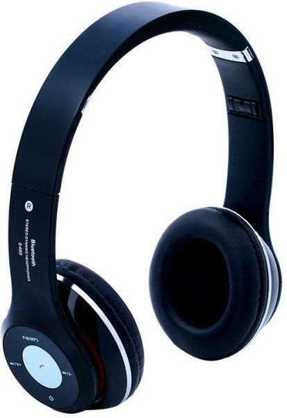 59c3c91ef22 S460 Wireless Bluetooth Headset with Memory Card Reader and FM Radio Beats  Design | Souq - Egypt