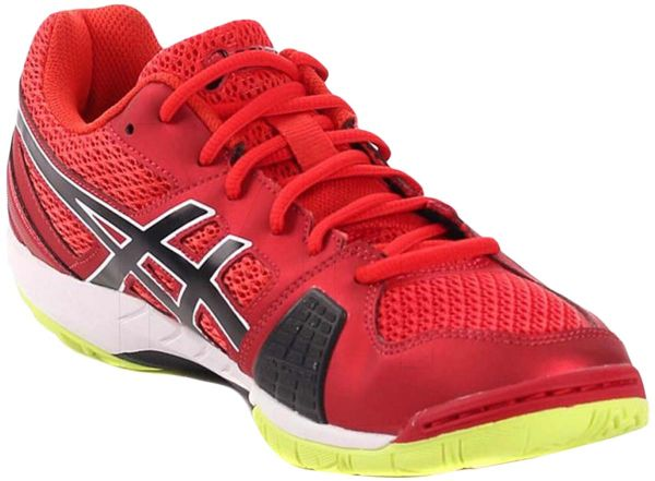 Asics Multi Color Badminton Shoe For Men