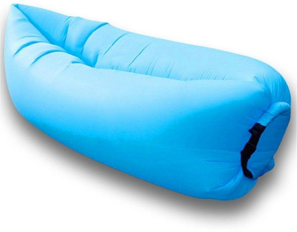Outdoor Party Sofa Fast Inflatable Air Sleeping Bag Camping Bed