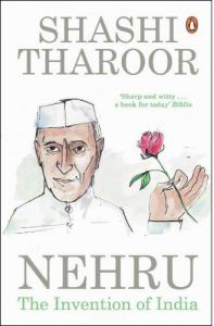 Nehru The Invention Of India by Shashi Tharoor - Paperback