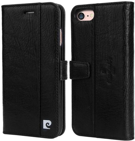IPhone 7 (4 7 Inch) PIERRE CARDIN Leather Wallet Stand Case