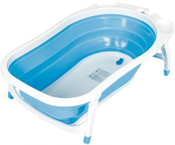 Children Folding Bath Tub blue, price, review and buy in Dubai ...