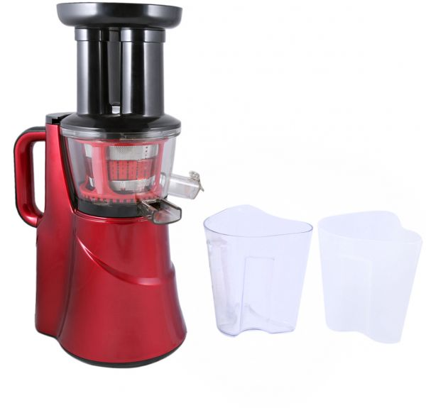 Slow Juicer Souq : Boxidun Slow Juicer - P1d, Red And Black, price, review and buy in Dubai, Abu Dhabi and rest of ...